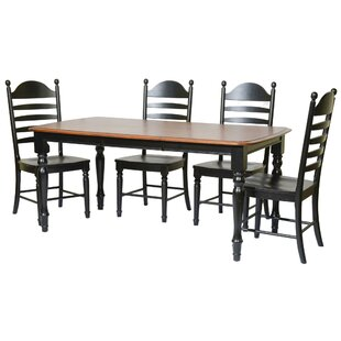 Tracey 5 Piece Dining Set