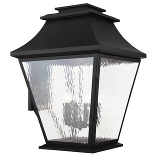 Darby Home Co Campfield 6-Light Outdoor Wall Lantern