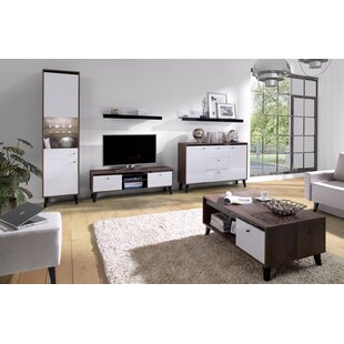 Arely Entertainment Unit For TVs Up To 85