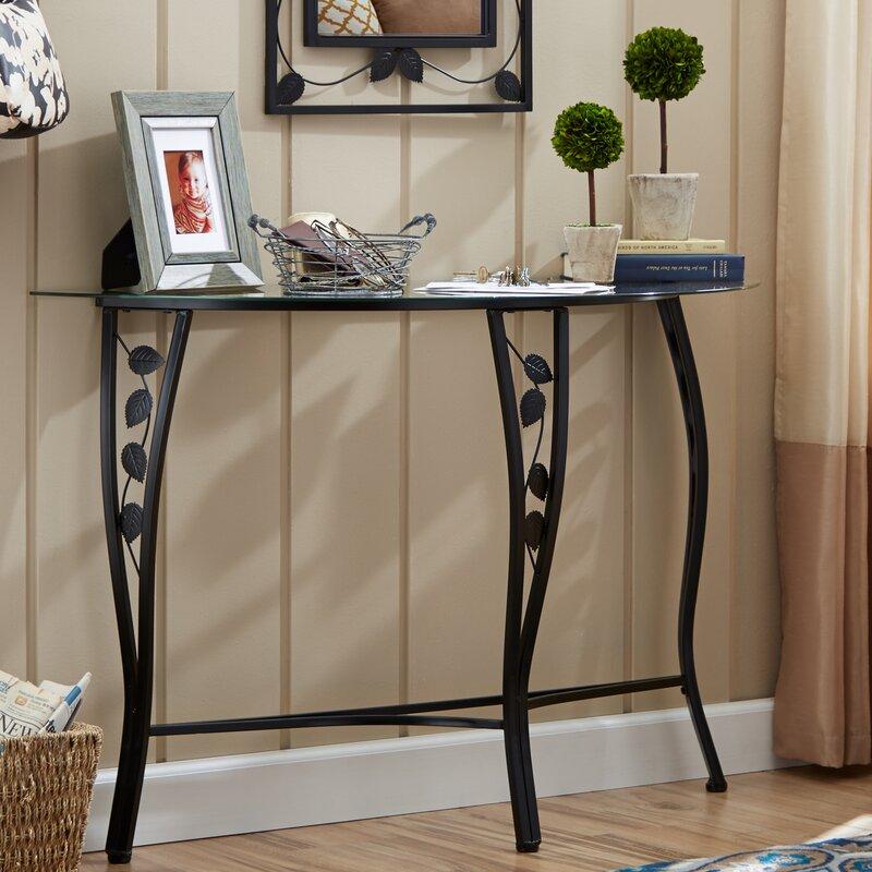 Fletcher Console Table and Mirror Set & Andover Mills Fletcher Console Table and Mirror Set \u0026 Reviews | Wayfair