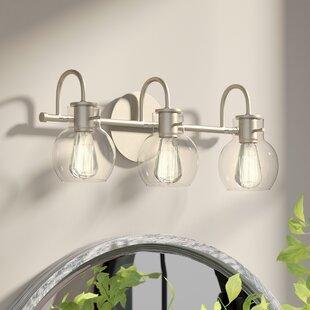 Inexpensive Poppy 3-Light Vanity Light By Trent Austin Design