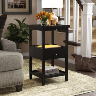 Online Reviews Merrimac End Table by Breakwater Bay