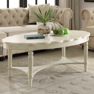 Quitman Coffee Table with Tray Top