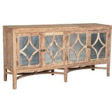 Omari 68 Solid Wood Console Table by Gracie Oaks