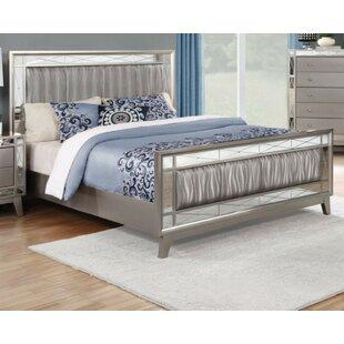 Jantzen Panel Bed