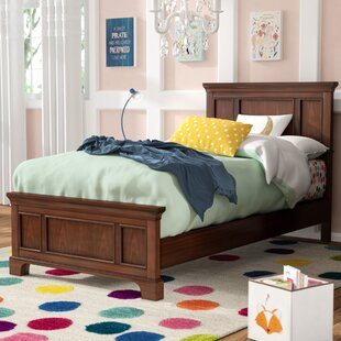 Elise Twin Panel Bed by Viv + Rae