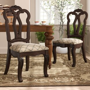 Weinberger Dining Chair (Set Of 2) by Astoria Grand 2019 Salet