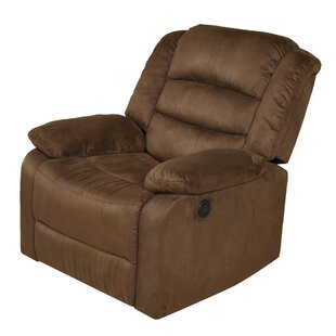 Best Review Reclining Heated Massage Chair by Red Barrel Studio