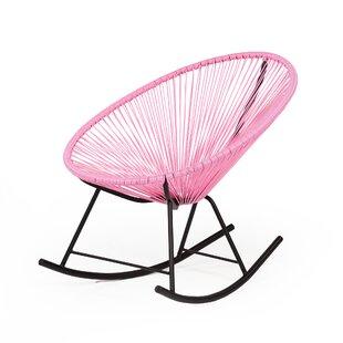 Wrought Studio Wangaratta Rocking Chair