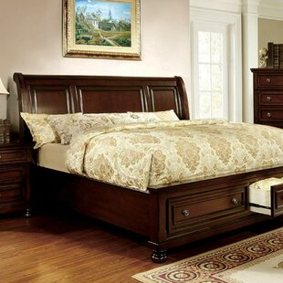 Staab Panel Bed