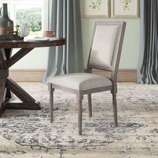 Buy luxury Vasbinder Vintage French Upholstered Dining Chair by Ophelia & Co. Reviews (2019) & Buyer's Guide