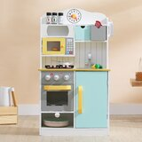 Yellow Play Kitchen Sets Accessories You Ll Love In 2021 Wayfair
