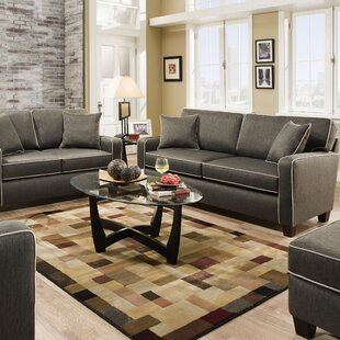 Andover Mills Abbot Configurable Living Room Set