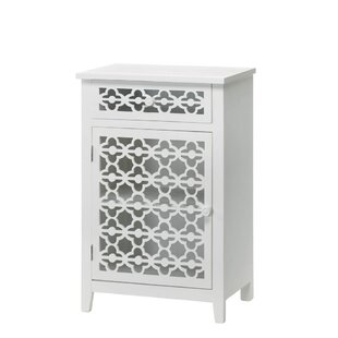 Meadow Lane 1 Door Accent Cabinet by Zingz & Thingz