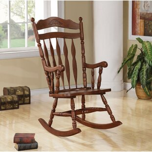 August Grove Swarttz Rocking Chair