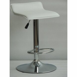 Wendolyn Adjustable Height Swivel Bar Sto..