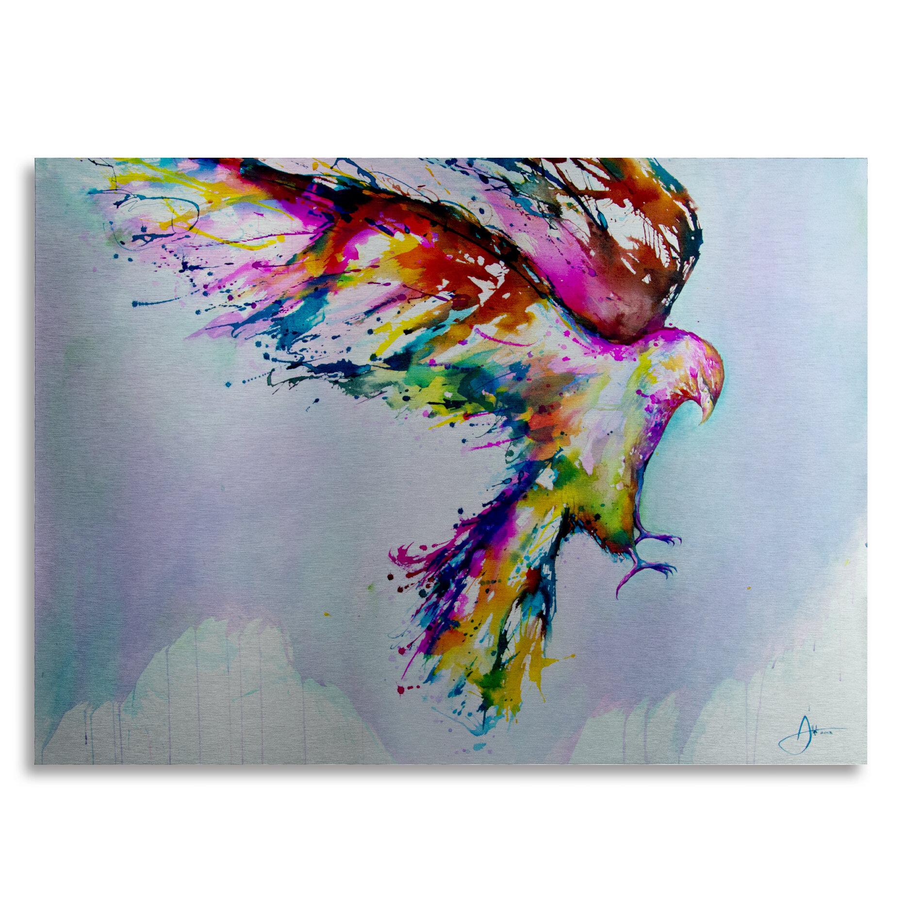 Trademark Art Faust By Marc Allante Painting Print Wayfair