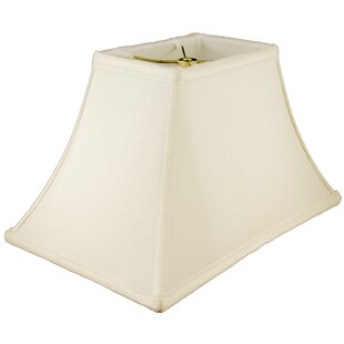 18 Faux Silk Bell Lamp Shade