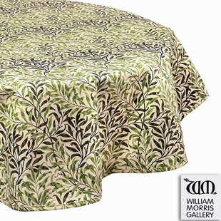 Hinsdale Willow Tablecloth By Brambly Cottage