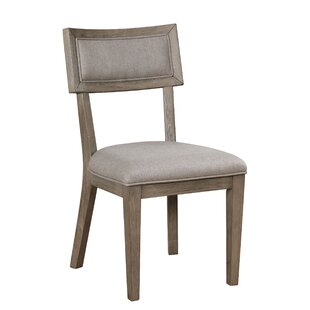 Clegg Upholstered Dining Chair (Set of 2) by Gracie Oaks
