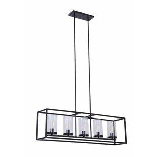 Linea Lighting Verona 5-Light Kitchen Island Pendant