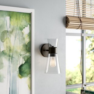 Great choice Eatonville 1-Light Armed Sconce By Brayden Studio