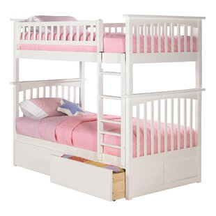 Inexpensive Henry Bunk Bed with Storage by Viv + Rae Reviews (2019) & Buyer's Guide
