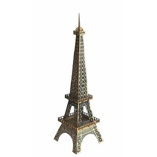 Lemay Wooden Eiffel Tower Statue