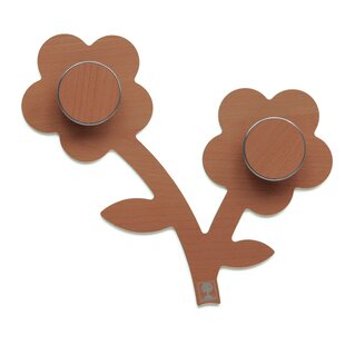 Appendifiore Wall Hook (Set Of 2) By Foppapedretti