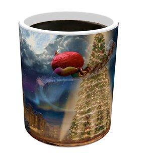 Thomas Kinkade (The Polar Express) Heat-Sensitive Mug