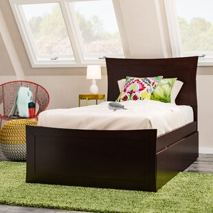 Yaeger Platform Bed with Trundle by Latitude Run