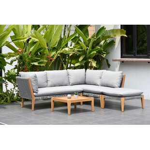 Outdoor Sectional Sets | Joss & Main