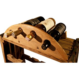 Escoto 4 Bottle Table Top Wine Rack By Union Rustic