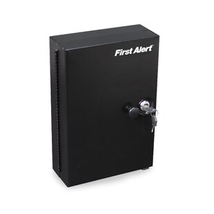 Steel 28-Key Lock Commercial Cabinet by First Alert