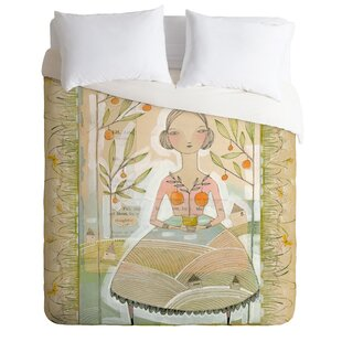 East Urban Home Always Thoughtful Duvet Cover Set