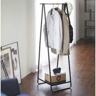 Affordable Price Espinal 20.47 W Garment Rack By Rebrilliant