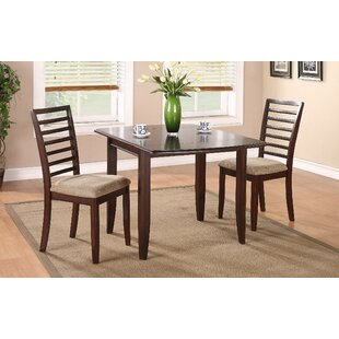 Thatcher 3 Piece Extendable Dining Set