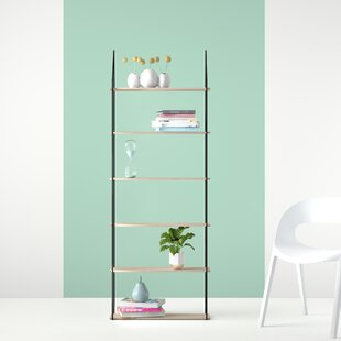 Wilhelm Tier Ladder Bookcase by Hashtag Home