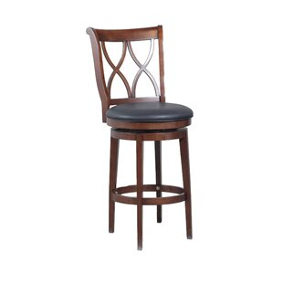Spoonbill 30 Swivel Bar Stool by Bay Isle Home Modern