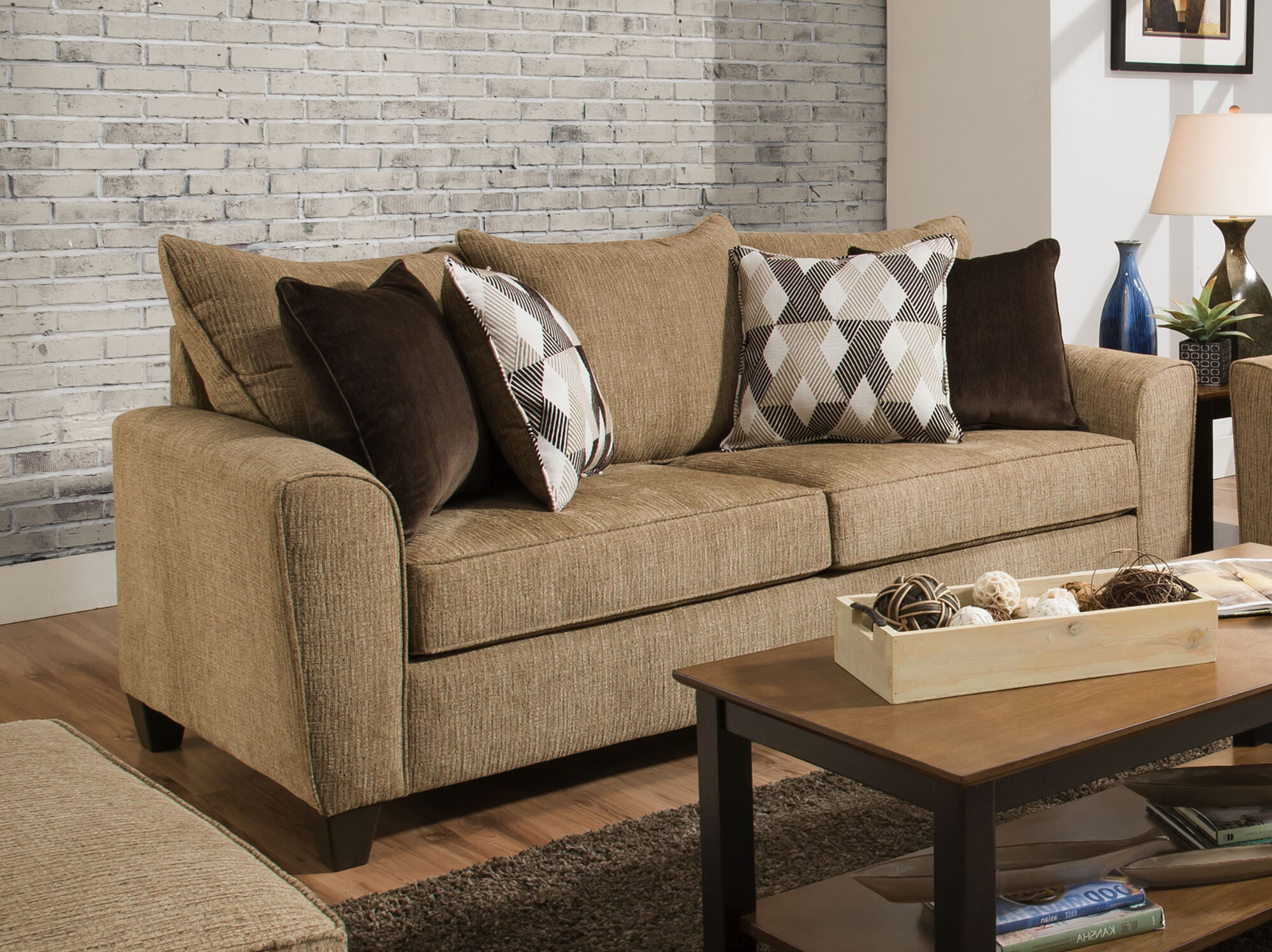 Charmant Winston Porter Amalfi Sleeper Sofa | Wayfair