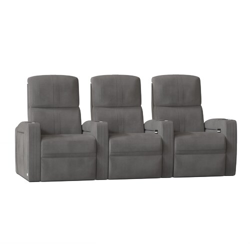 Winston Porter Flash Hr Series Home Theater Row Seating Row Of 4 Wayfair