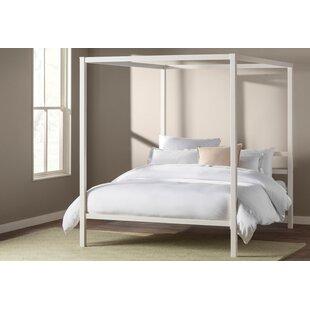 Mercury Row Kosinski Queen Canopy Bed