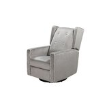 Manual Recliner with Heating by Latitude Run®