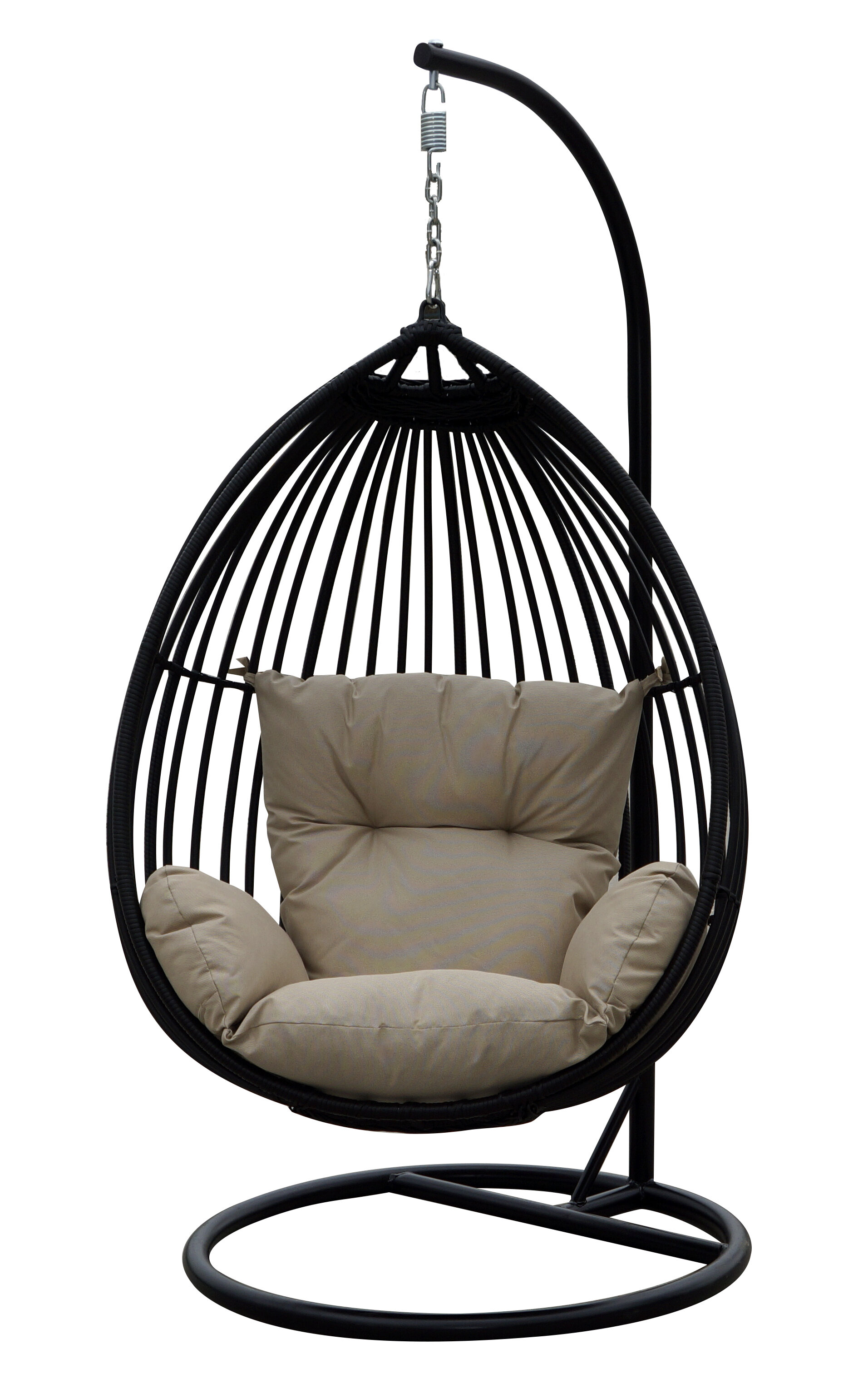 Audra Swing Chair With Stand Reviews Allmodern