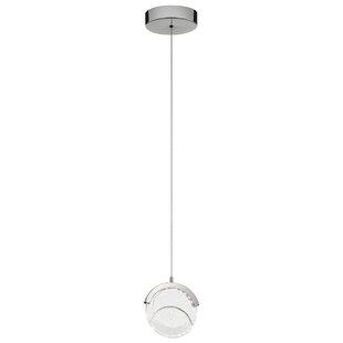 Orren Ellis Schenk 1-Light LED Novelty Pendant
