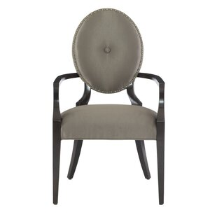 Jet Set Upholstered Dining Chair (Set of 2) by Bernhardt