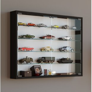 Farnsworth L Wall Mounted Display Cabinet By 17 Stories
