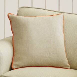Franklin Linen Throw Pillow
