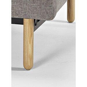 3-Sitzer Schlafsofa Splitback von Innovation