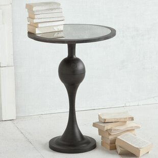 Emilien End Table by Gracie Oaks